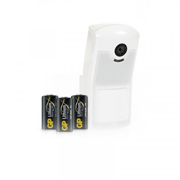 Batteripaket (3 st), Kamera IR, Nattseende, Domonial