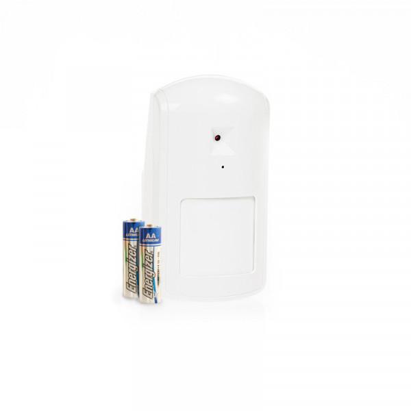 Batteripaket (2 st), Kamera IR, Domonial