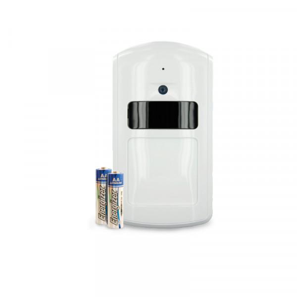 Batteripaket (2 st), Kamera IR - Nattseende (Svart/Vit), Domonial