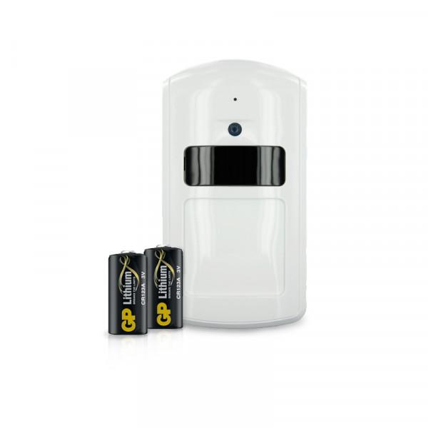 Batteripaket (2 st), Kamera IR - Nattseende (färg), Domonial
