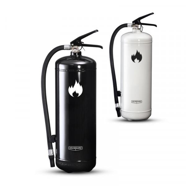 Brandsläckare Design, 6 kg