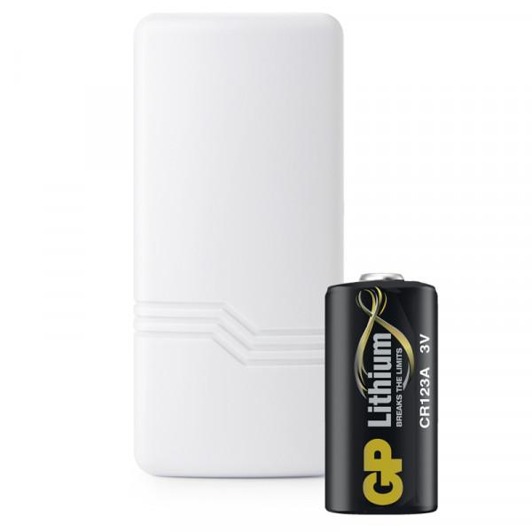 Batteri, Chockdetektor, Domonial