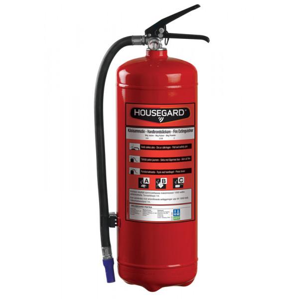 Brandsläckare 55A, 6 kg
