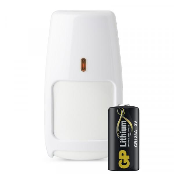Batteri, Rörelsedetektor, Domonial