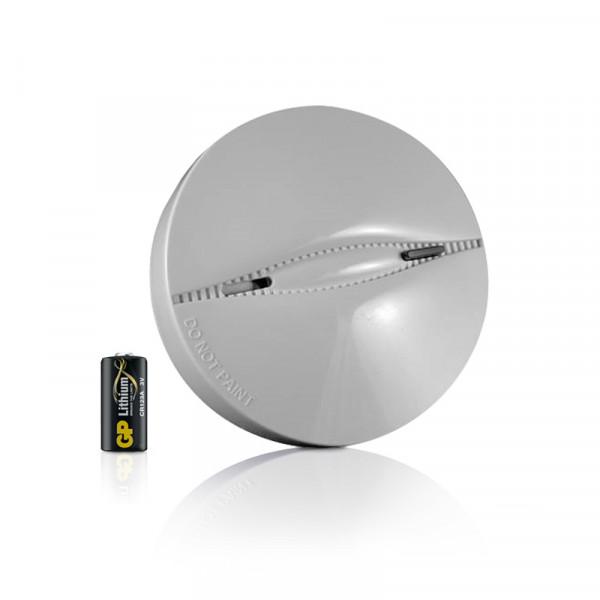 Batteri, Rökdetektor (CR123), Visonic